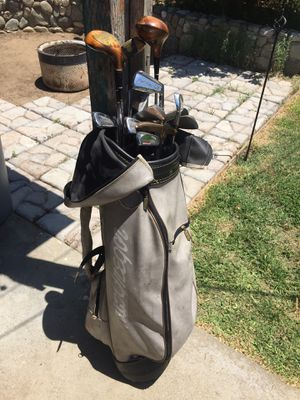 Vintage Golf clubs for Sale in Irwindale, CA