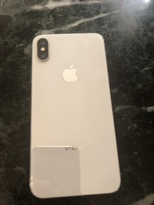 IPhone X 64 gb for Sale in Houston, TX