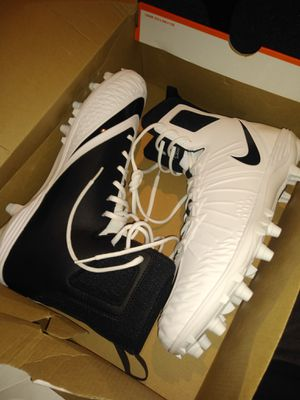 Nike Force Savage Varisty Cleats SIZE 12M for Sale in Alexandria, VA