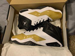 Jordan B'Loyal Size 13 WHITE/GOLD for Sale in Dallas, SC