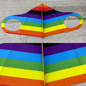 Rainbow print mask for Sale in Fresno, CA