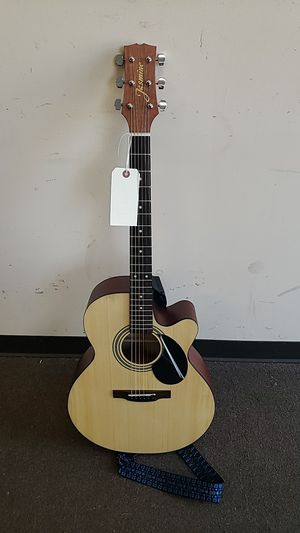 Jasmine S34C Cutaway Acoustic Guitar for Sale in Newington, CT