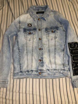Bape Jean jacket for Sale in North Las Vegas, NV