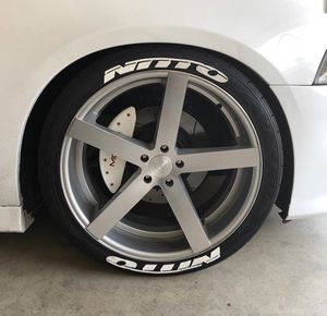 22x 9/ 22x11 wheels and tires for Sale in Upper Marlboro, MD