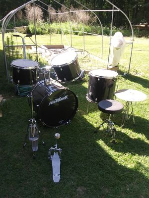 Nighthawk drums for Sale in Elgin, SC