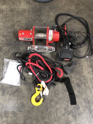Warn 9.0 RC winch for Sale in El Cajon, CA