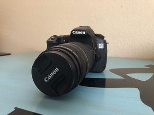 Canon eos 60d + Accessories for Sale in Fresno, CA
