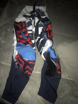 Fox racing motorcycle pants Kids for Sale in San Gabriel, CA