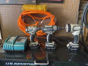 Makita trio for Sale in Richmond, CA