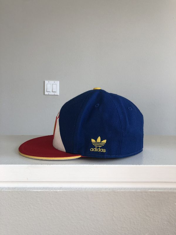 Adidas Golden State Warriors Fitted Hat