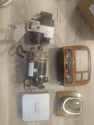 Mercedes w220 parts for Sale in Eatonville, WA