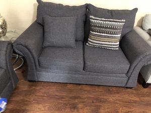 Dark grey couches for Sale in Nashville, TN