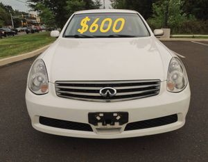 $6OO URGENT For sale 2OO5 Infinity G35 Sport Runs and drives excellent Fully loaded for Sale in Billings, MT