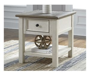New - Rectangular end table (unopened) for Sale in Bothell, WA