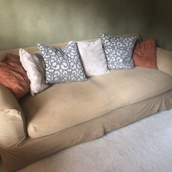 Old Sleeper Couch