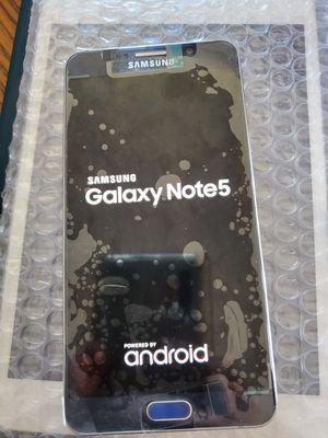 Samsung note 5 for Sale in Santa Ana, CA