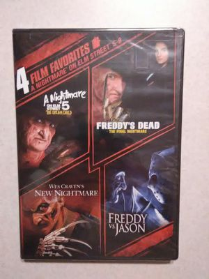 A Nightmare on Elm Street 5-8 for Sale in Snohomish, WA