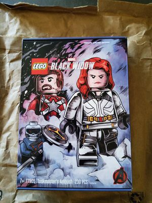 Lego Marvel Black Widow (limited edition!) *NEW* for Sale in San Diego, CA