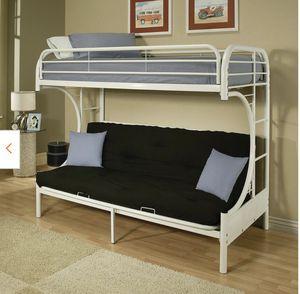 Brand New Twin Over Full Metal Bunk Bed for Sale in Dunwoody, GA