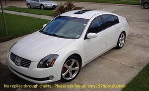 Nissan Maxima 07 for Sale in Austin, TX