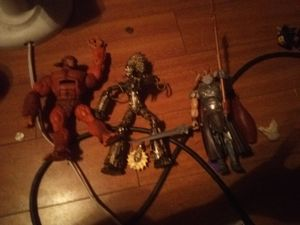 MARVEL BAF SOME COMPLETE SOME NOT 50.00 EACH for Sale in Newark, OH