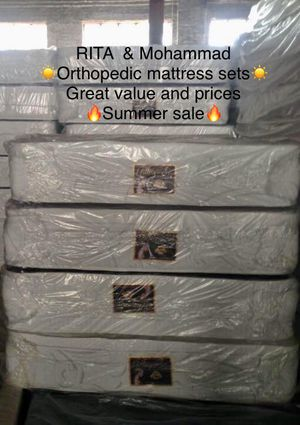 orthipedic mattress for Sale in Hammond, IN