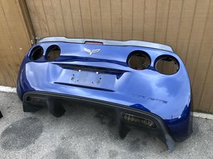 Corvette C6 rear bumper 2005-2013 for Sale in El Segundo, CA