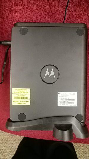 Motorola NVG510 Modem For AT&T U-Verse DSL 5615 for Sale in Oceanside, CA