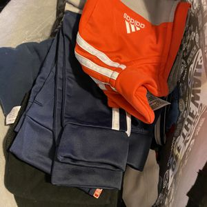 Free bag of toddler boy clothes sizes 4t-5t for Sale in South El Monte, CA