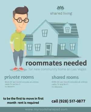 Roommates needed for Sale in Phoenix, AZ