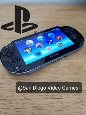 PSVITA 128GB MODDED HAS OVER 10,000 GAMES for Sale in Chula Vista, CA