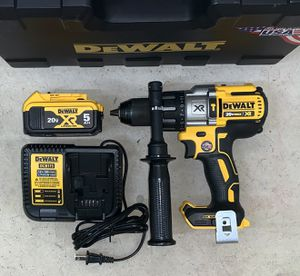 DeWalt 20V Brushless Hammer Drill Kit DCD996P2 for Sale in Federal Way, WA