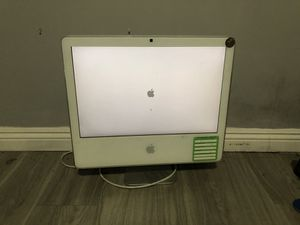 """Apple iMac A1058 17"""" Desktop - FOR PARTS for Sale in Los Angeles, CA"""