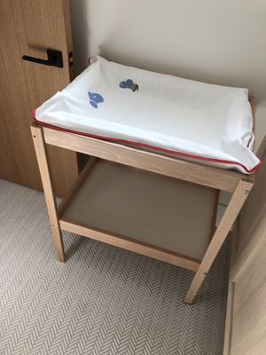 IKEA changing table plus mattress for Sale in Los Angeles, CA