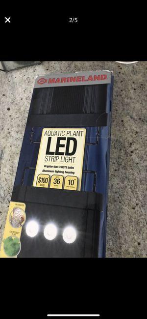 Marineland aquatic plant LED strip light for Sale in Washington, DC
