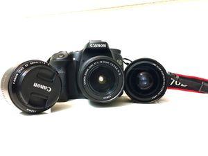 Canon 70 D for Sale in Dallas, TX