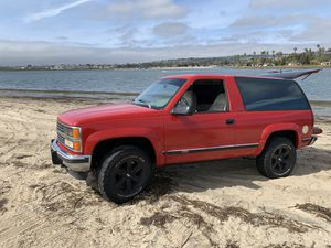 1992 Chevy K5 Blazer for Sale in San Diego, CA