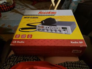 BRAND NEW ROAD KING RADIO BP STILL IN BOX... for Sale in Kernersville, NC