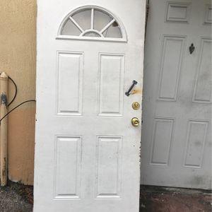 Metal Door for Sale in Miami, FL