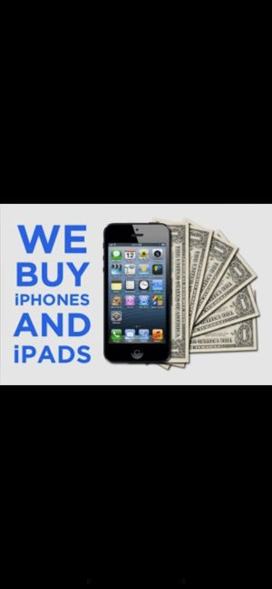 Iphone and ipad any condition for Sale in Oakland, CA