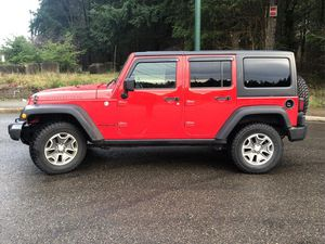 2014 Jeep Wrangler Unlimited for Sale in Olympia, WA