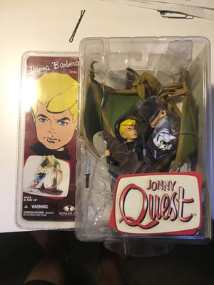 Jonny Quest Hanna-Barbers Series 2 figure mint in box for Sale in Tempe, AZ