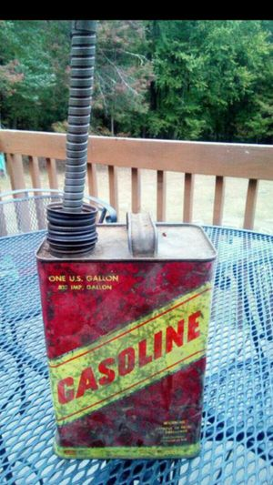 Antique Gas Can for Sale in Cheshire, CT