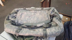 Large military deployment duffle bag for Sale in Vancouver, WA