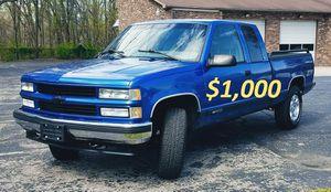 🔥$1000 I'm selling my Chevrolet 1500 Silverado 1997 for Sale in Paterson, NJ