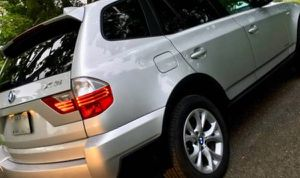 🙏🙏2010 BMW X3 Fwd Wheelsss🙏🙏 for Sale in Garden Grove, CA