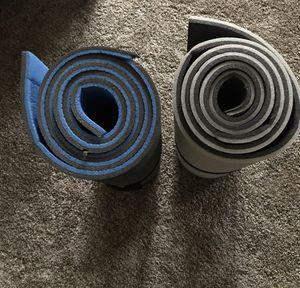 2 yoga mats for Sale in Fort Walton Beach, FL