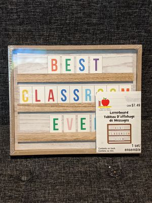 Classroom Decor for Sale in Mount Healthy, OH