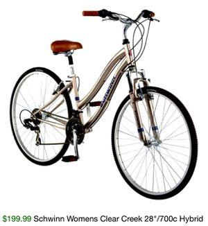 SCHWINN Women's Clear Creak Bike for Sale in Lemon Grove, CA