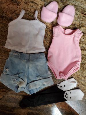 Doll clothes. for Sale in Miami, FL